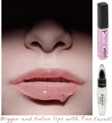 Big Lips sin Botox