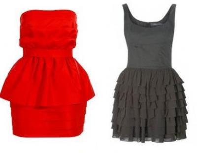 Vestido de navidad-Rojo o Negro?!