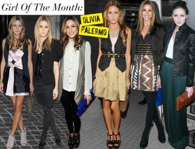 La chica del mes: Olivia Palermo