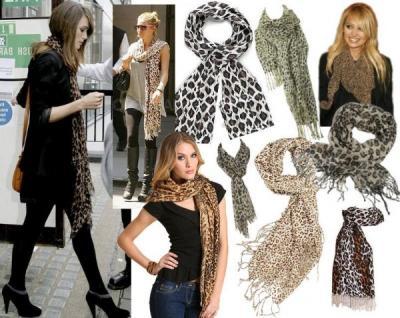 Leo-scarfs