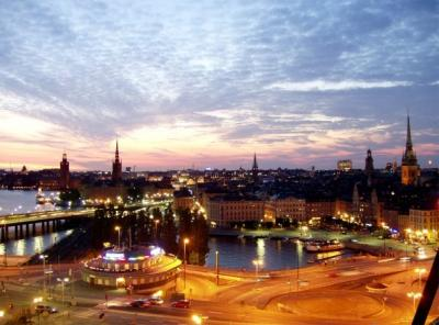 Viaje a Estocolmo