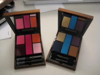 Maquillaje de verano-Palette d'Afrique