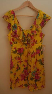 Nuevo vestido de Forever 21