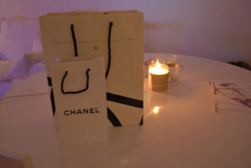 La pelicula de Chanel